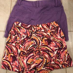 Bundle of Merona shorts